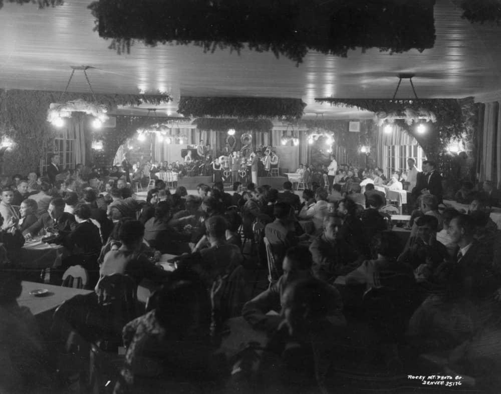 band, circa 1935