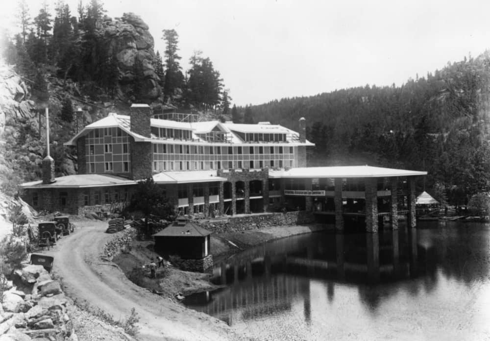 Troutdale (closed in winter), circa 1920s